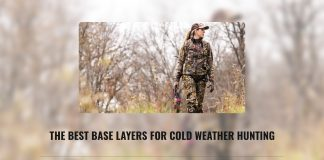 Base Layers for Cold Weather Hunting