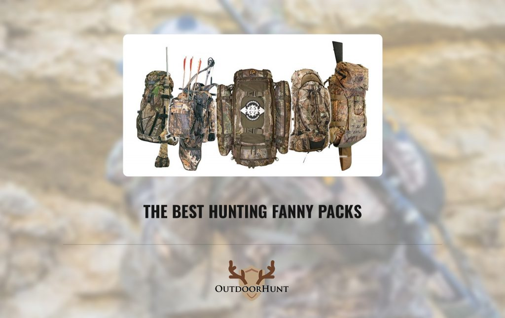 Best Hunting Fanny Packs