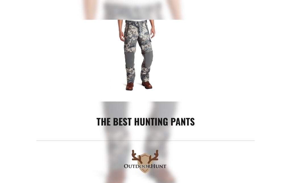 Best Hunting Pants