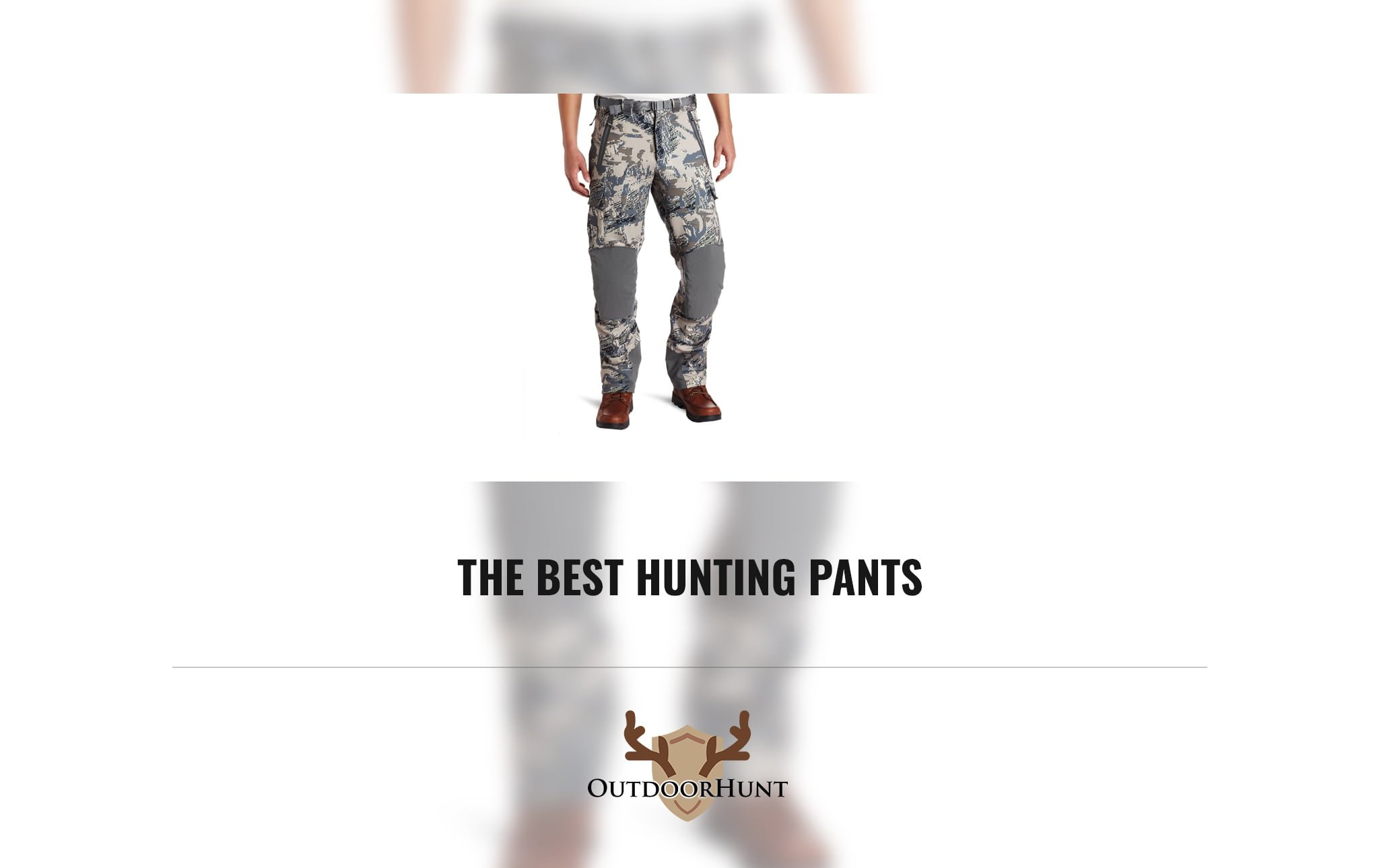 84c23e0ea0149 The Best Hunting Pants for 2019