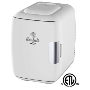 Cooluli 4-liter Electric cooler and warmer
