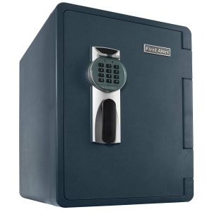 First Alert Waterproof and Fire-Resistant Digital Safe
