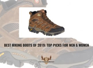 Best Hiking Boots of 2019 Top Picks for Men & Women