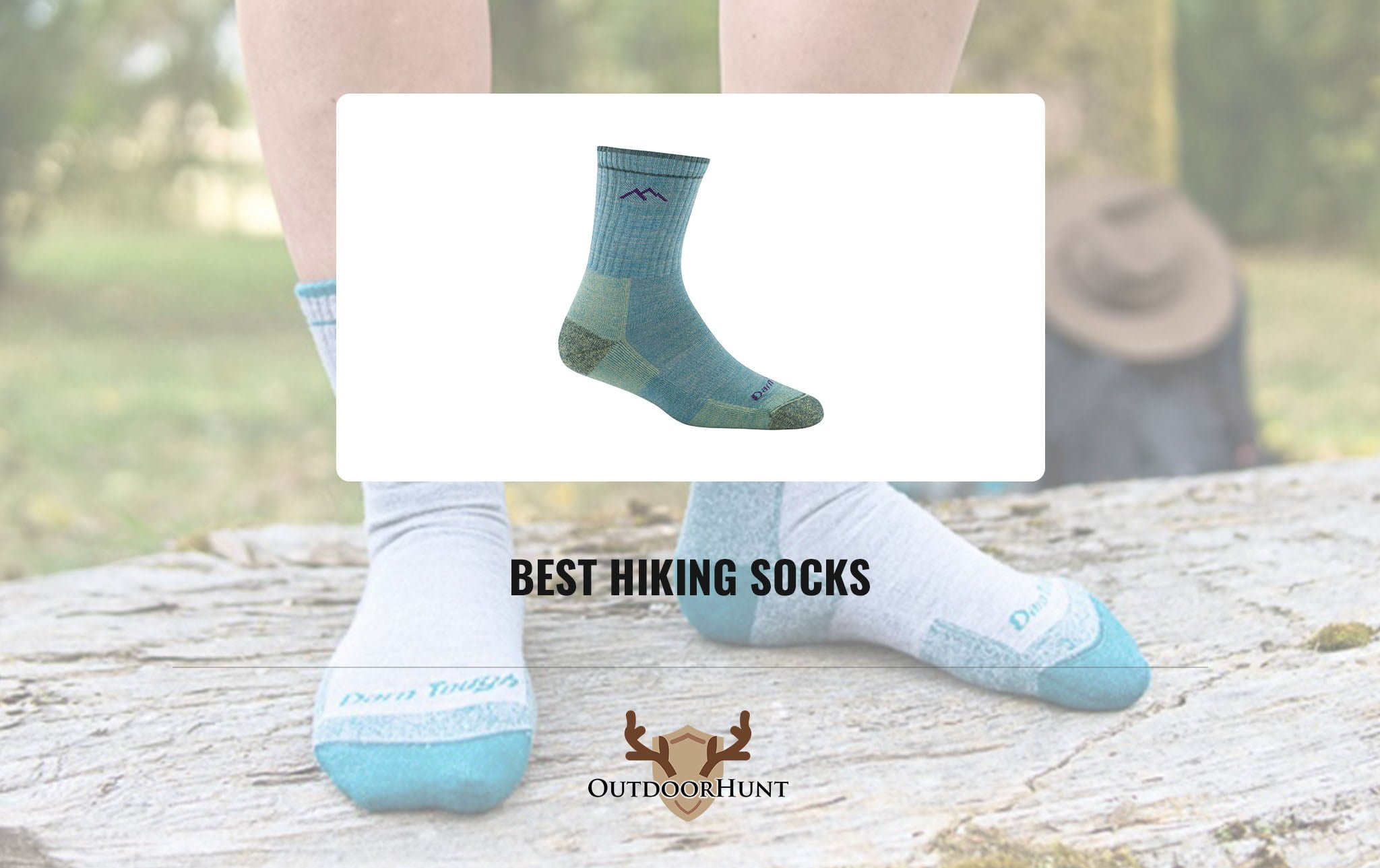 91fe772ff32d7 Best Hiking Socks in 2019 – Field Tested & Reviewed