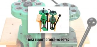 Best Turret Reloading Press