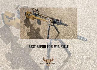 Best Bipod For M1A Rifle