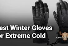 Best Winter Gloves for Extreme Cold