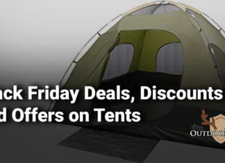 Black Friday Deals, Discounts and Offers on Tents