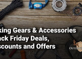 Hiking Gears & Accessories Black Friday Deals, Discounts and Offers