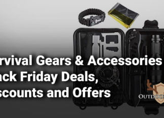 Survival Gears & Accessories Black Friday Deals, Discounts and Offers