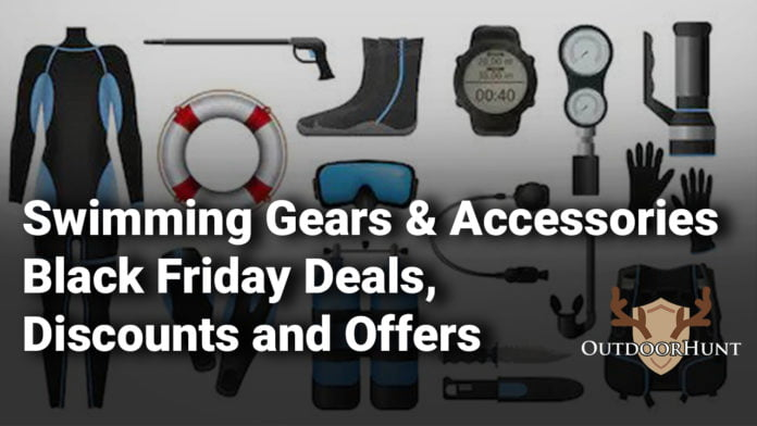 Swimming Gears & Accessories Black Friday Deals, Discounts and Offers