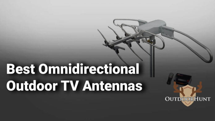Best Omnidirectional Outdoor TV Antennas