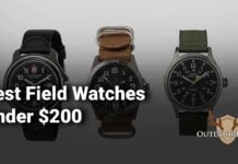 Best Field Watches Under 200 Dollars