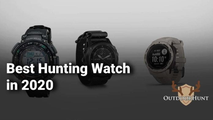 best hunting watches