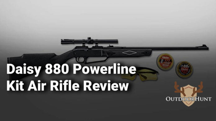 Daisy 880 Powerline Kit Air Rifle Review