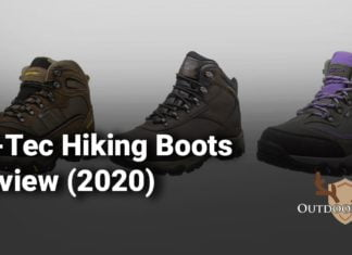 Best Hi-Tec Hiking Boots