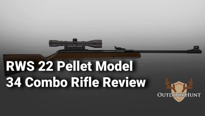 RWS 22 Pellet Model 34 Combo Rifle Review