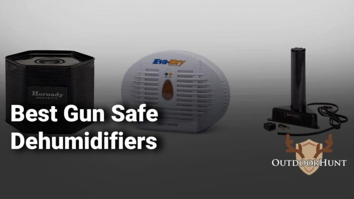 best dehumidifier for gun safe