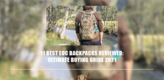 best edc backpack 2021