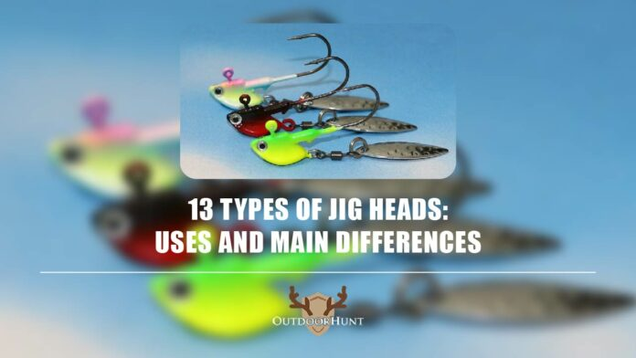 types of jig heads
